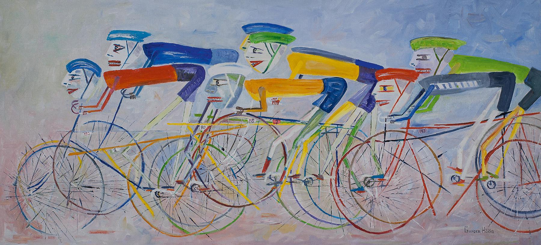 Cykel- Gunder Höög